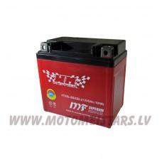 Akumulators 12 v 5Ah GEL mopēdiem Wonjan un citiem mopēdiem, motorolleriem, kvadracikliem