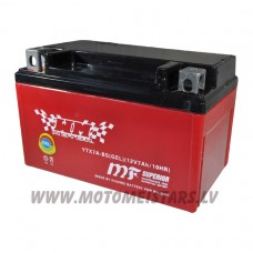 Akumulators motorolleriem YTX7A-BS (GEL)