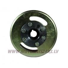 Aizdedzes magnēts ( rotors) 4-taktu 49-125 cm3 mopēdu , motociklu, kvadraciklu motoriem bez elektriskā startera